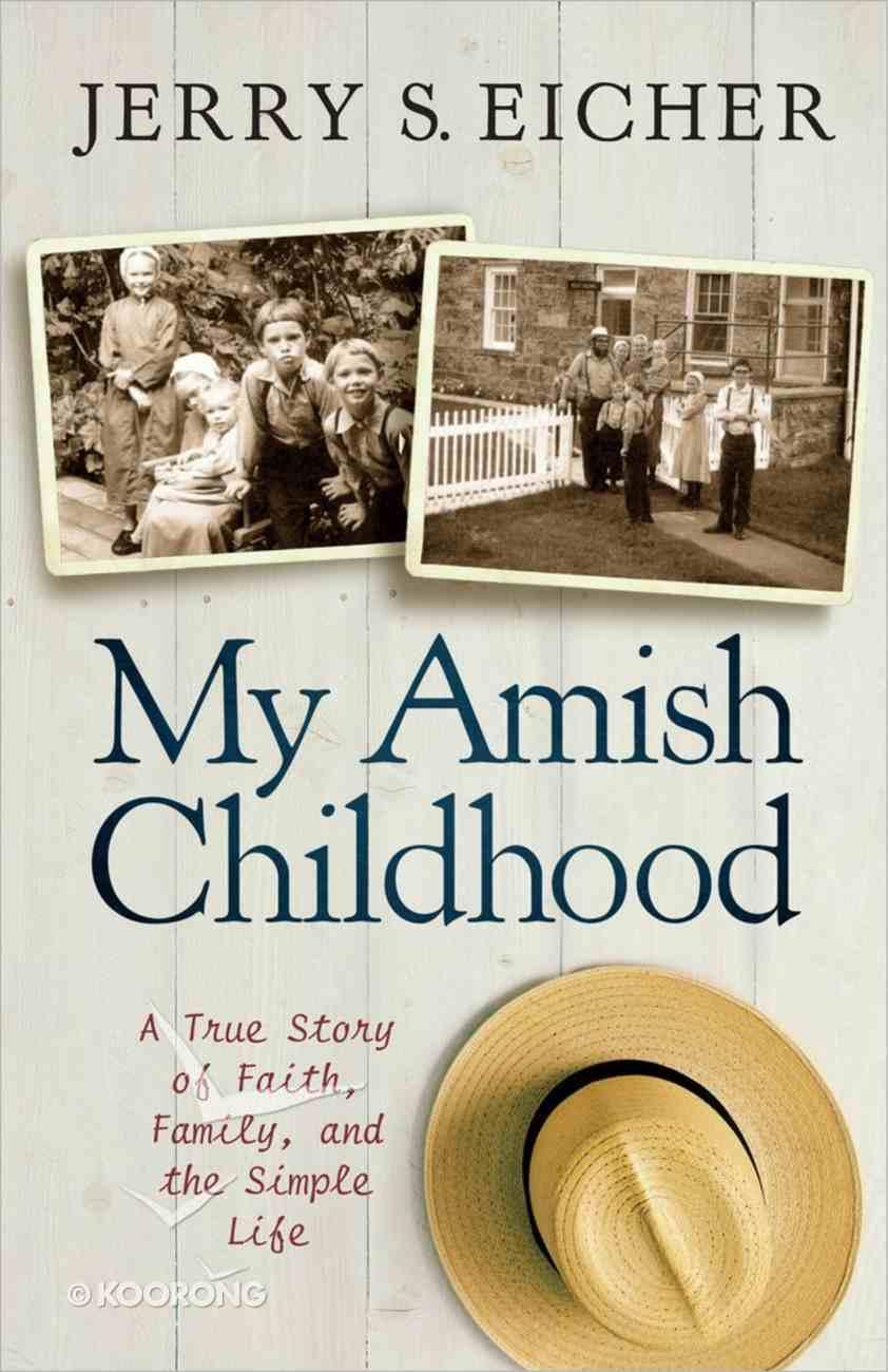My Amish Childhood Paperback