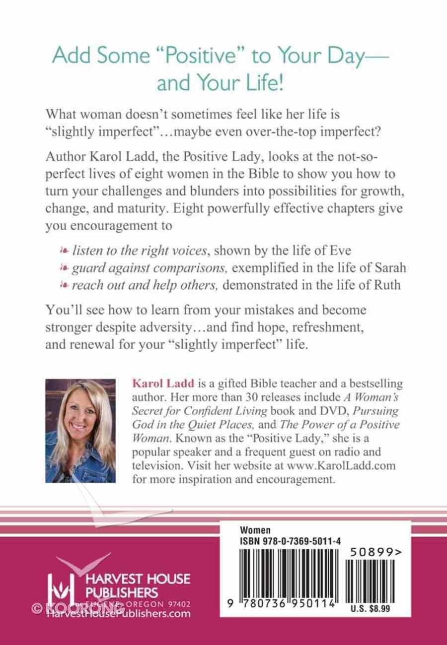 Positive Life Principles For Women Hardback