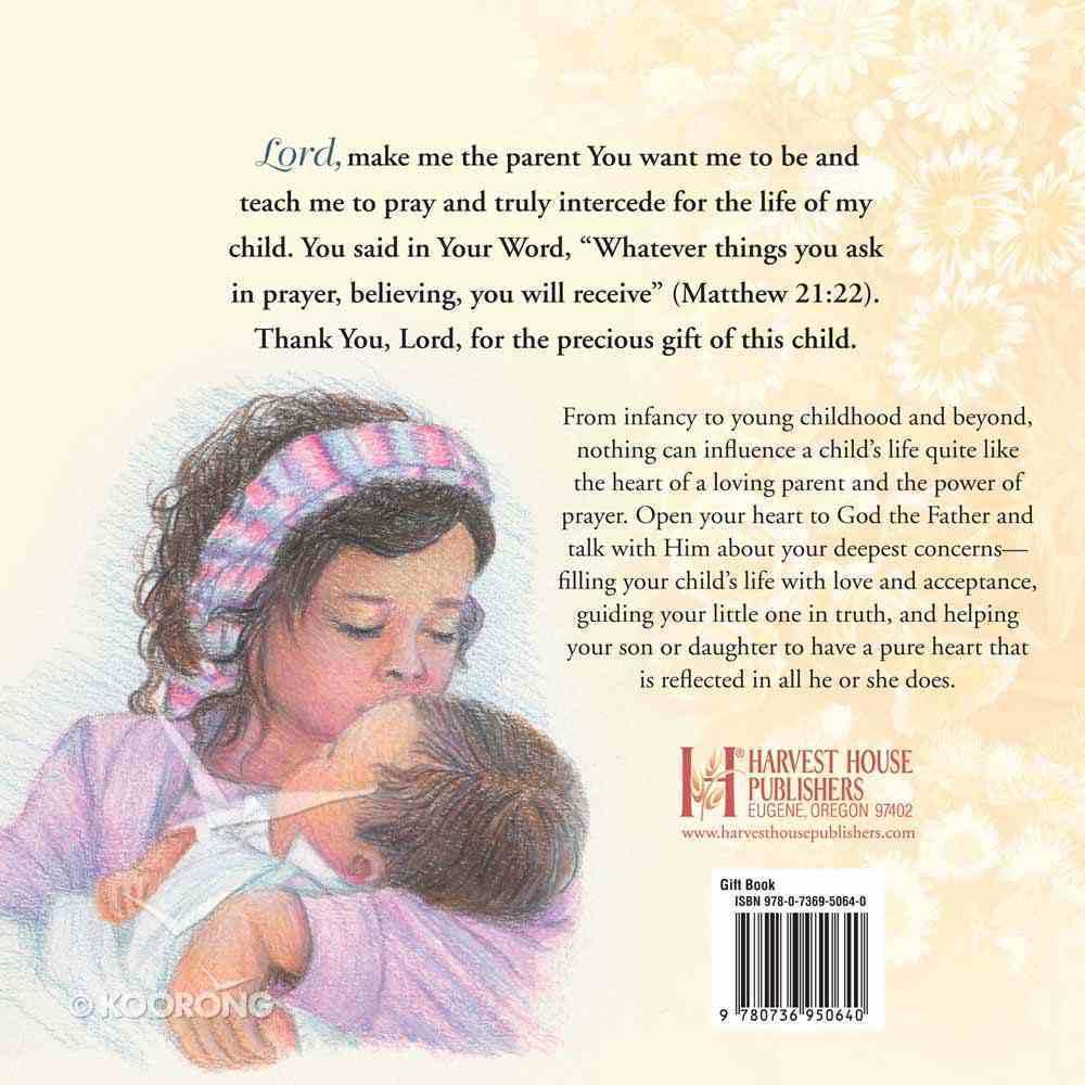 For This Child I Prayed (Girl On Cover) Hardback