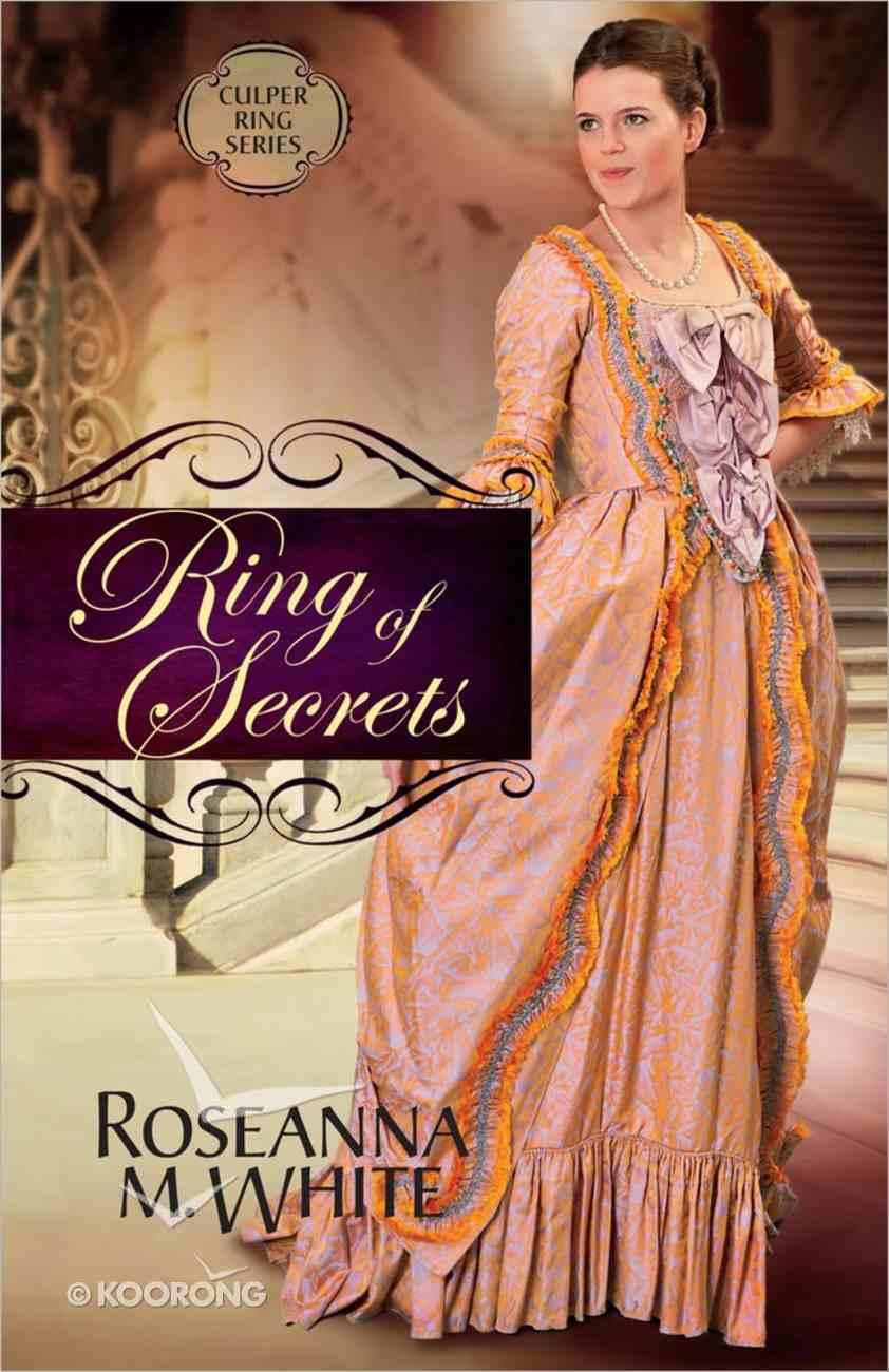 Ring of Secrets (#01 in Culper Ring Series) Paperback