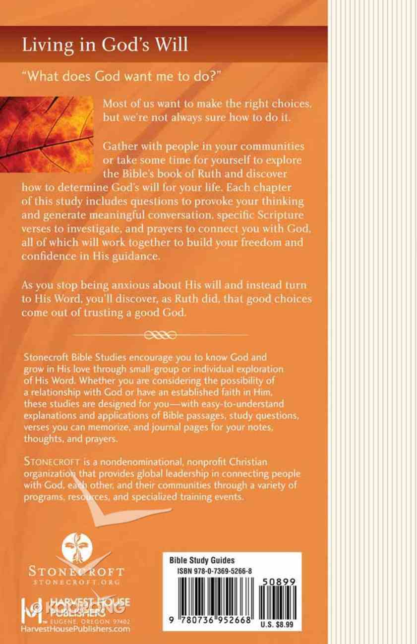 Stonecroft: Following Jesus With Luke (Stonecroft Bible Studies Series) Paperback