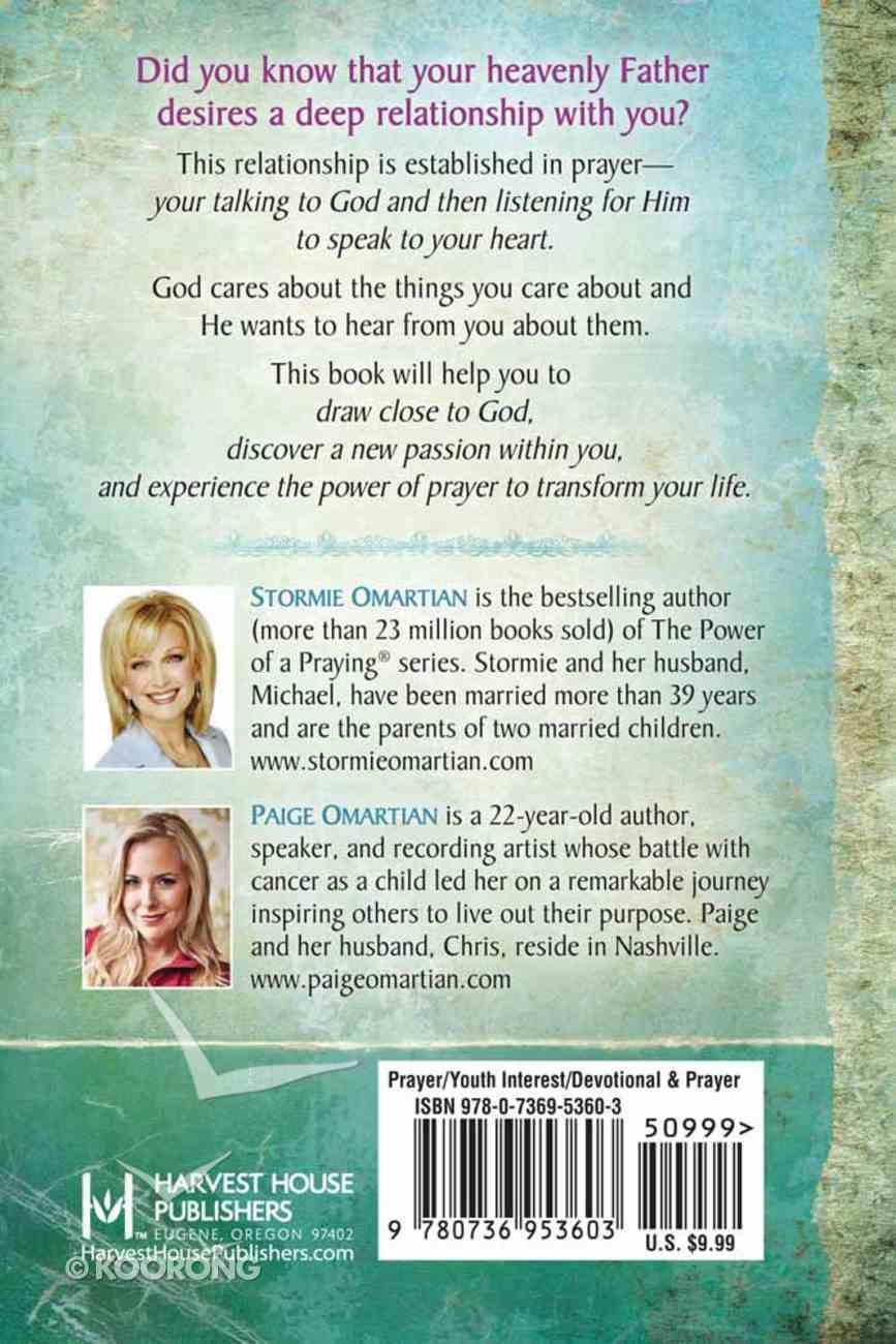 A Book of Prayers For Young Women (Book Of Prayers Series) Hardback
