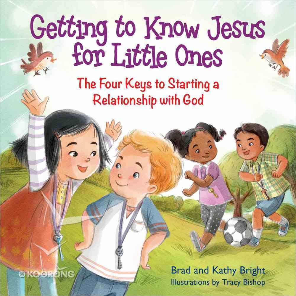 Getting to Know Jesus For Little Ones Hardback
