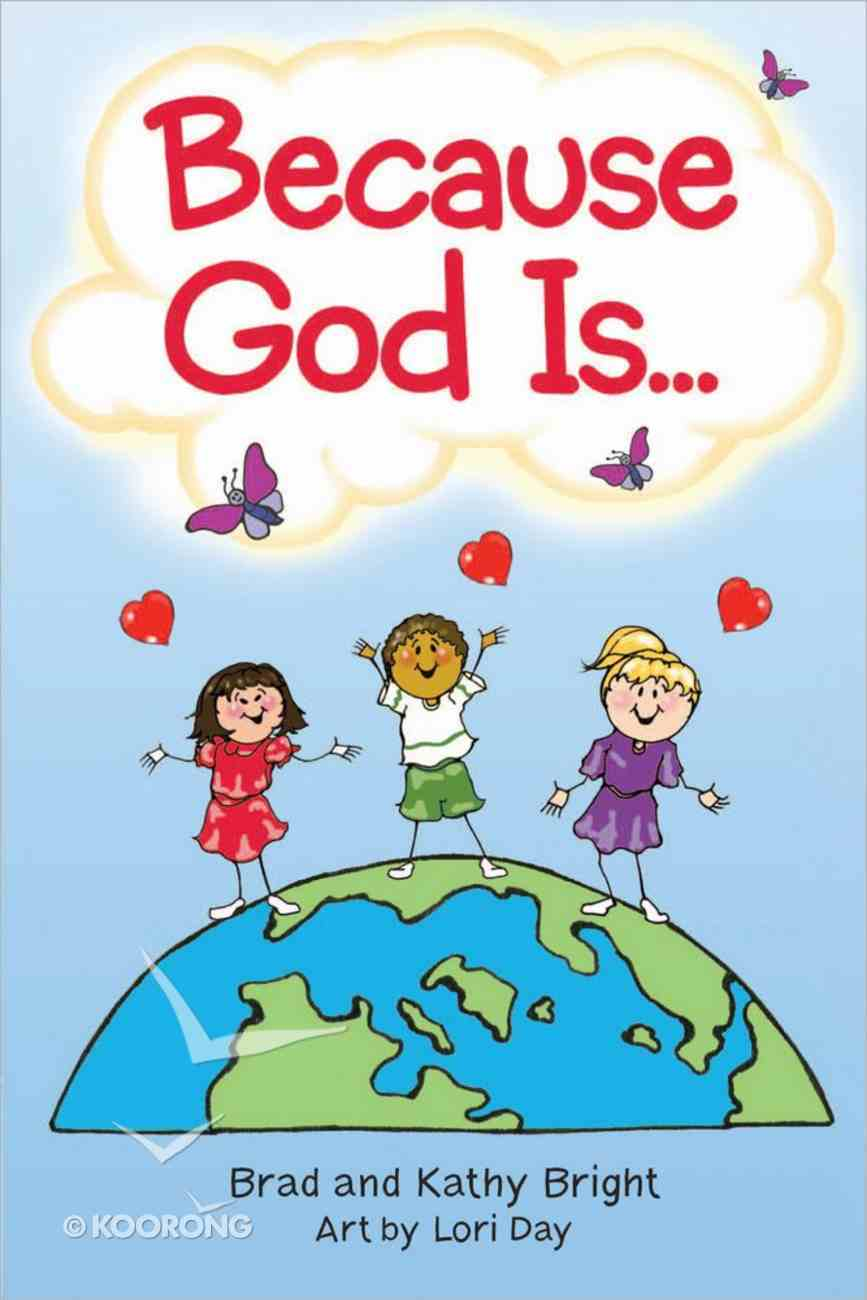 Because God is Awesome! Paperback