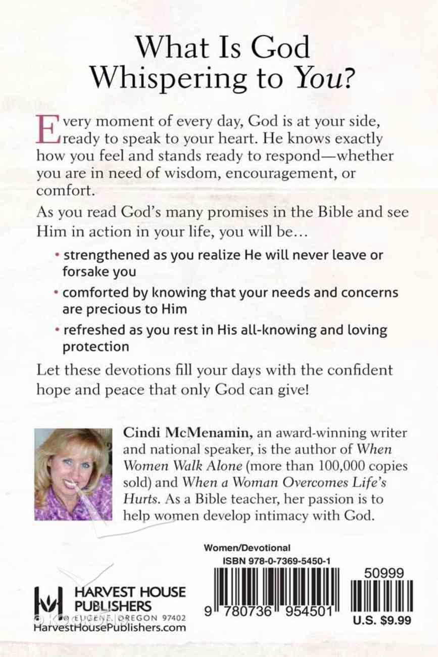 God's Whispers to a Woman's Heart Hardback
