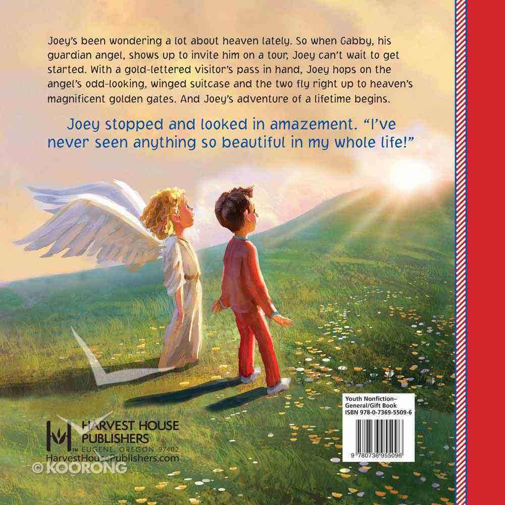 A Travel Guide to Heaven For Kids Hardback