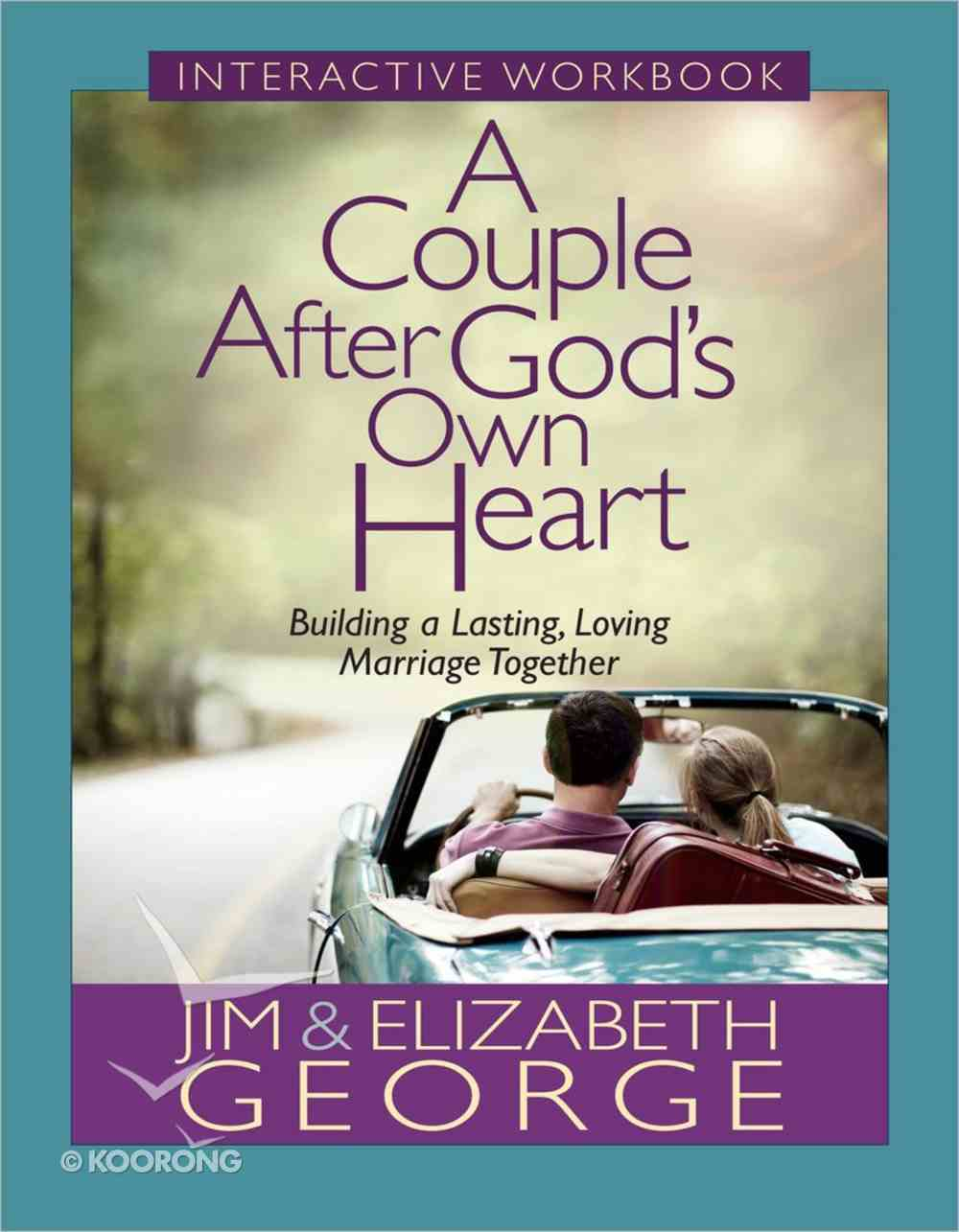 A Couple After God's Own Heart (Interactive Workbook) Paperback