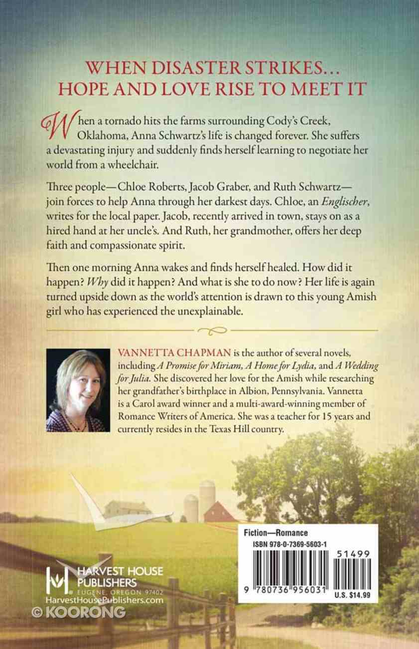 Anna's Healing (#01 in The Plain & Simple Miracles Series) Paperback