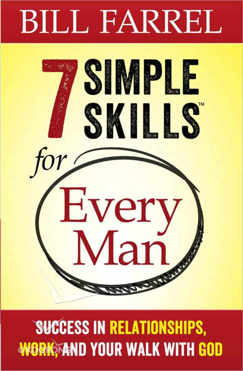 7 Simple Skills For Every Man Paperback