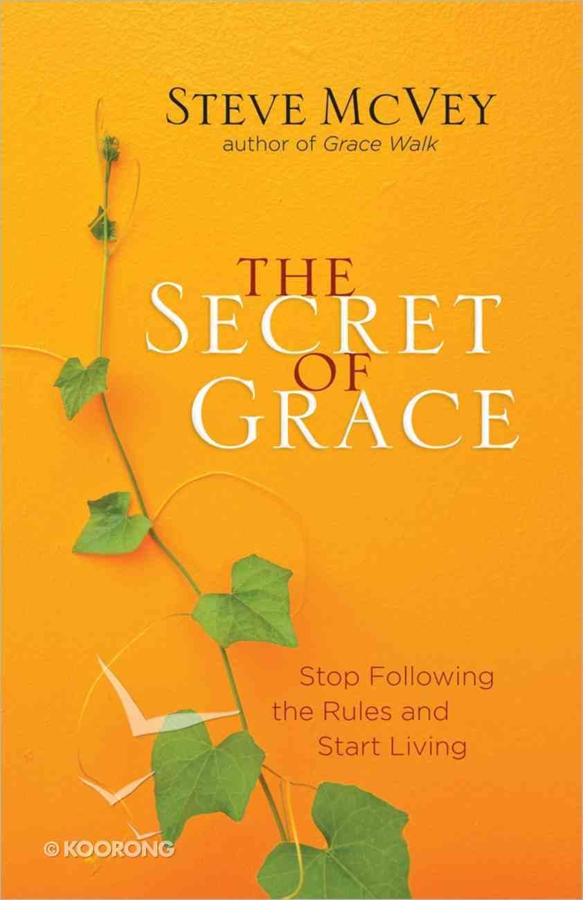The Secret of Grace Paperback