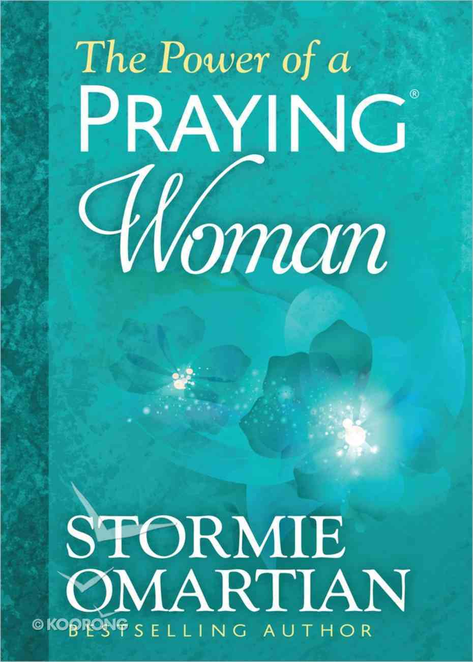 The Power of a Praying Woman (Deluxe Edition) Hardback