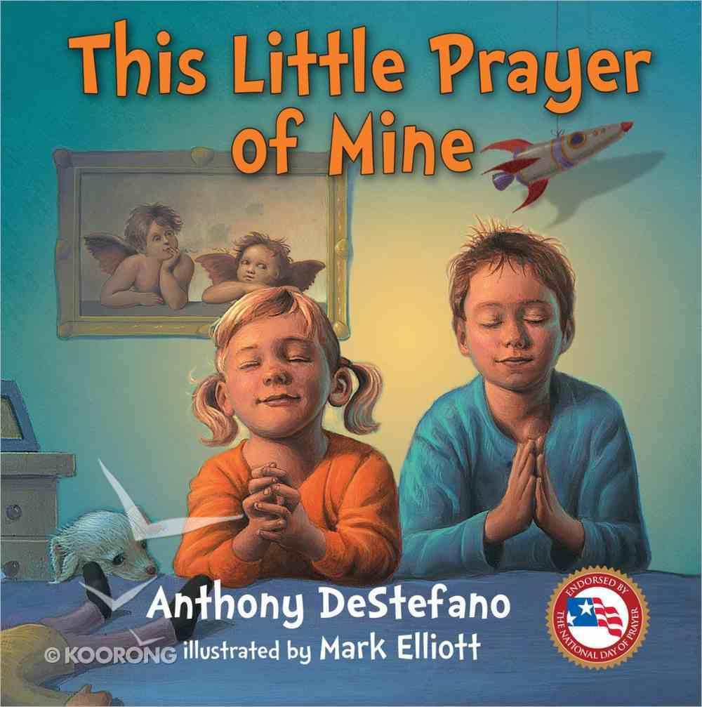 This Little Prayer of Mine Hardback