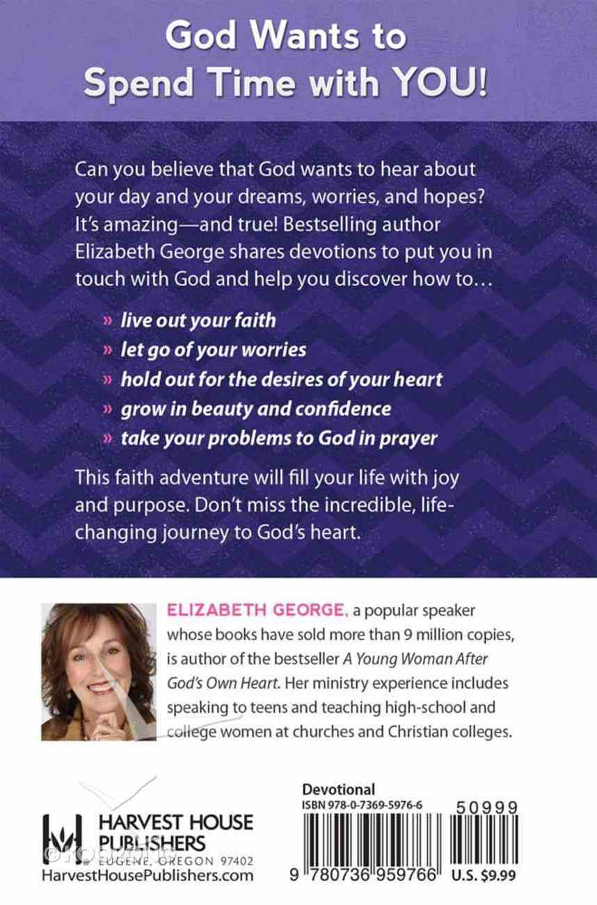 A Young Woman After God's Own Heart Devotional Hardback