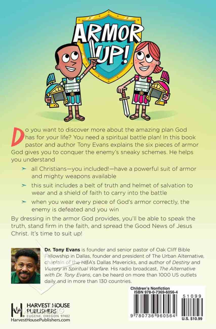 A Kid's Guide to the Armor of God Paperback