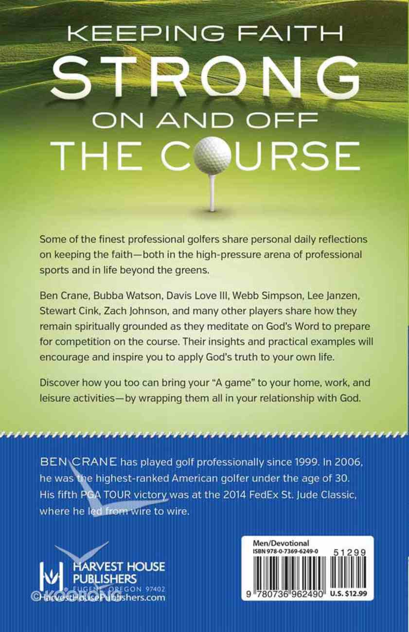 Faith in the Fairway Paperback