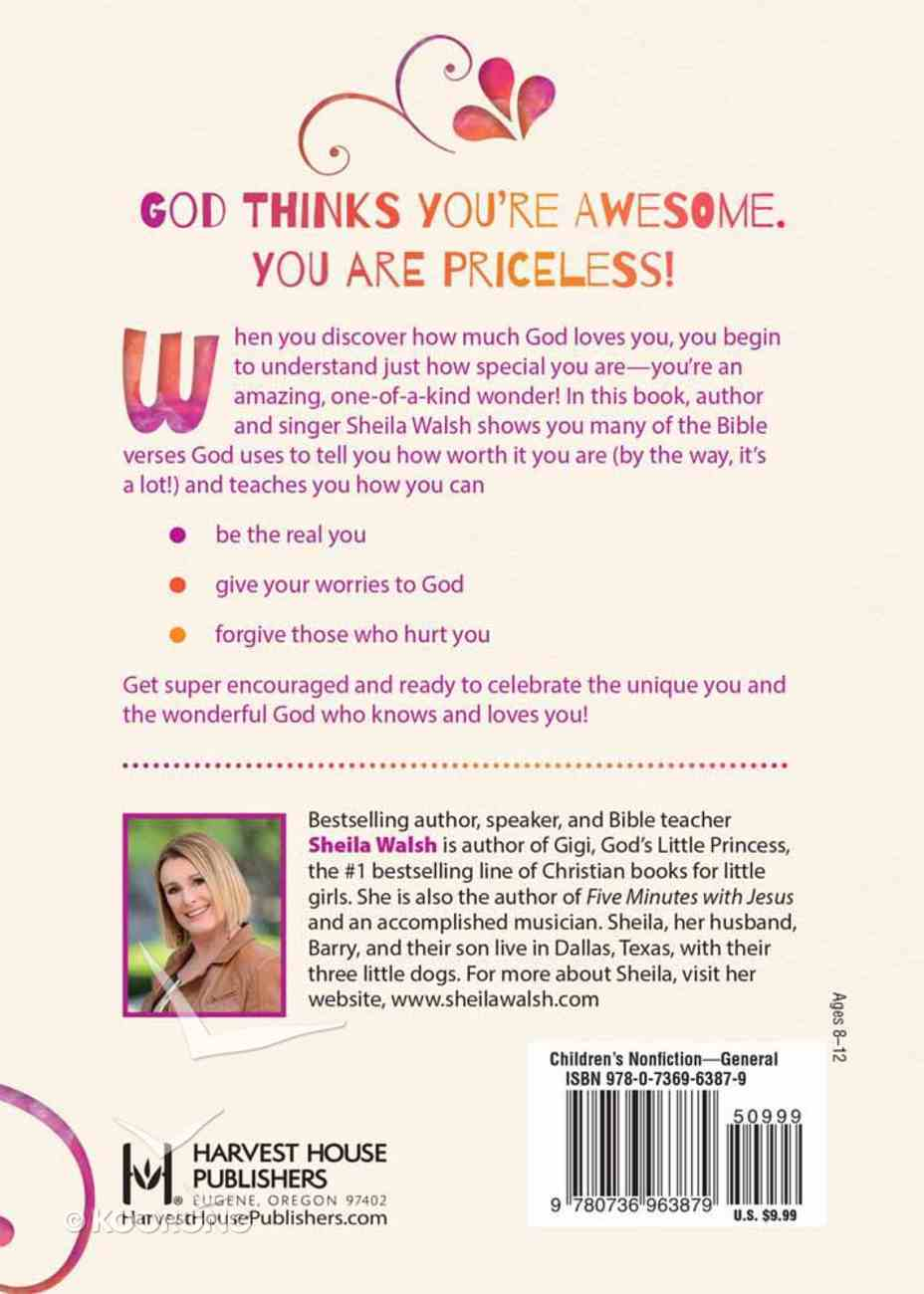 You're Worth It - For Girls Paperback