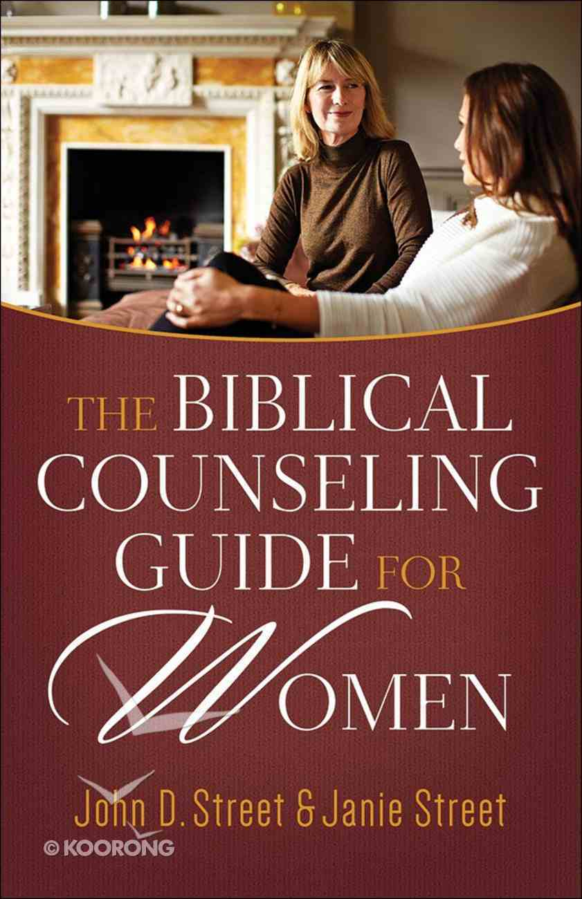 The Biblical Counseling Guide For Women Paperback