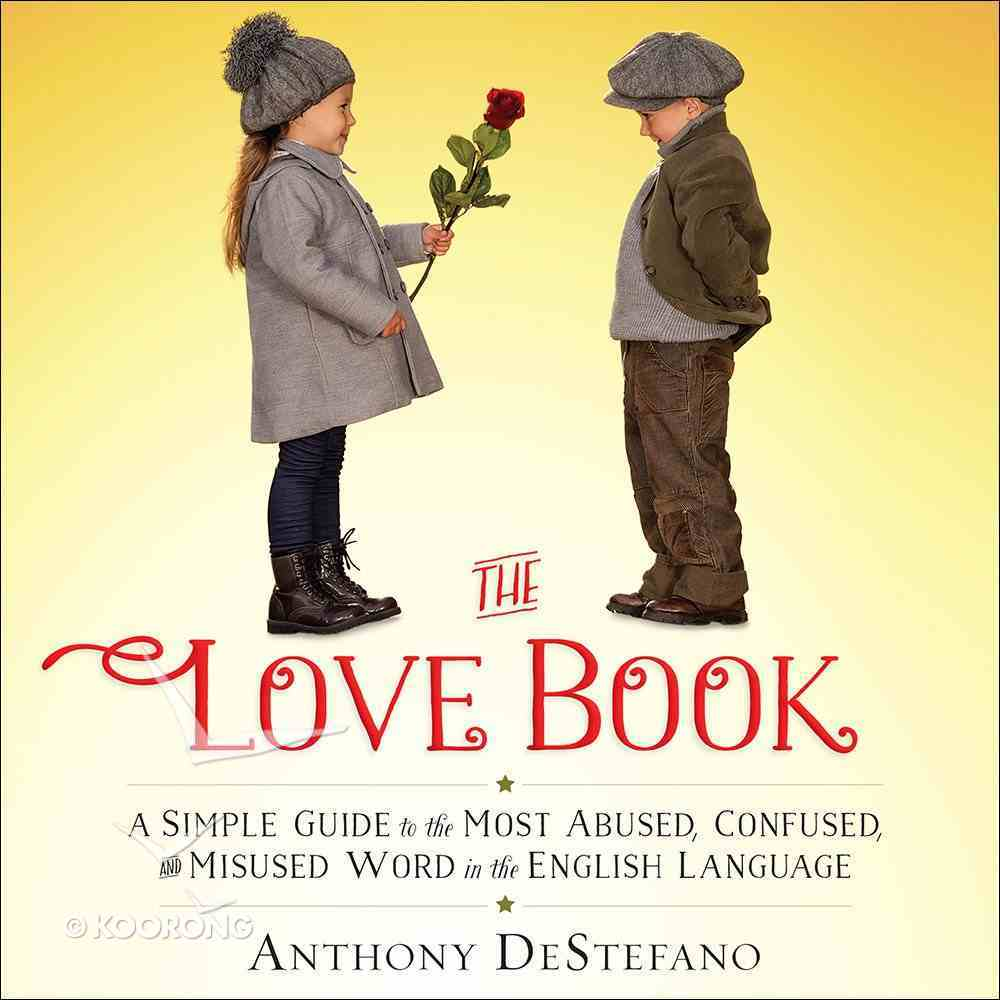 The Love Book Hardback