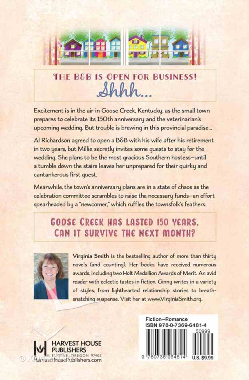 The Room With the Second-Best View (#03 in Tales From The Goose Creek B&b Series) Paperback