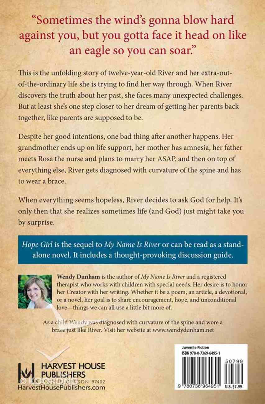 Hope Girl Paperback