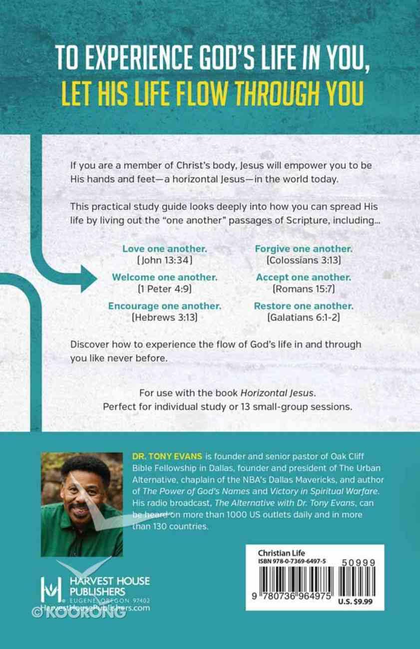 Horizontal Jesus (Study Guide) Paperback