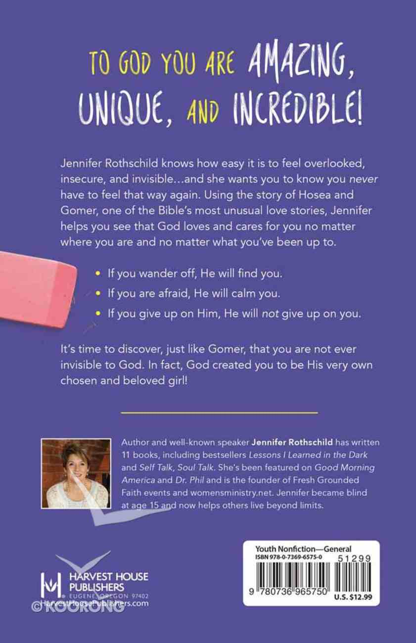 Invisible For Young Women Paperback