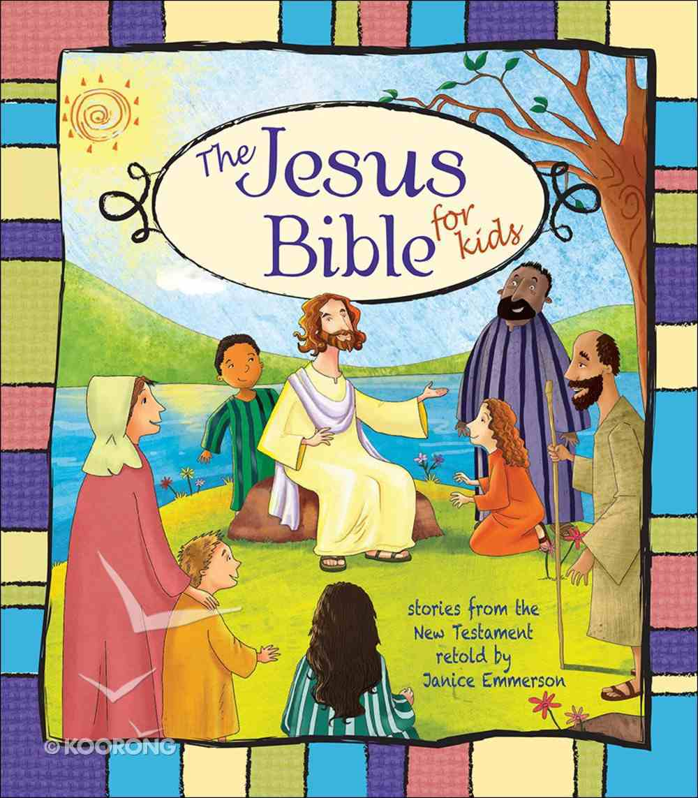 Stories of Jesus Hardback