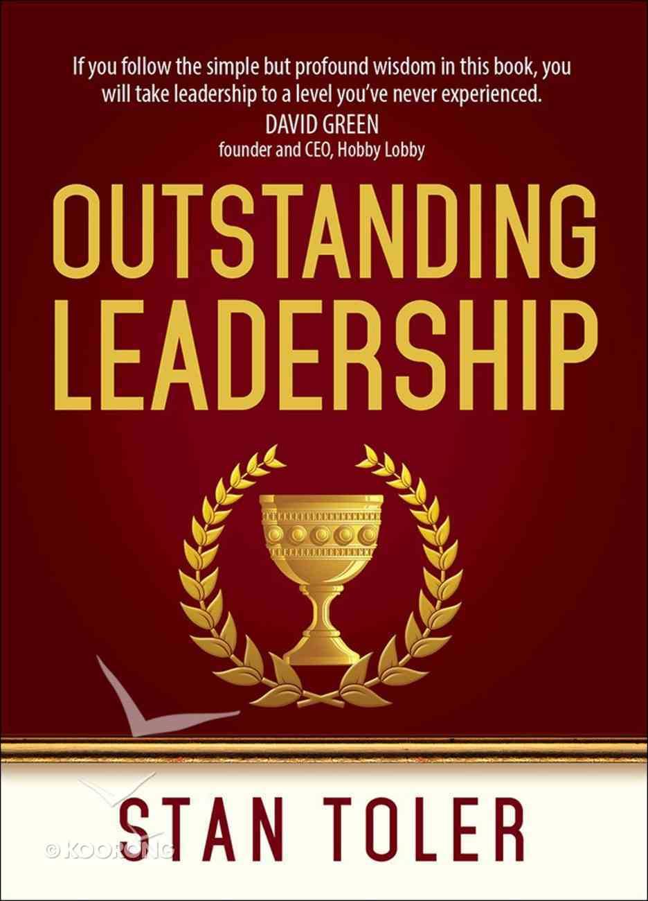 Outstanding Leadership Hardback