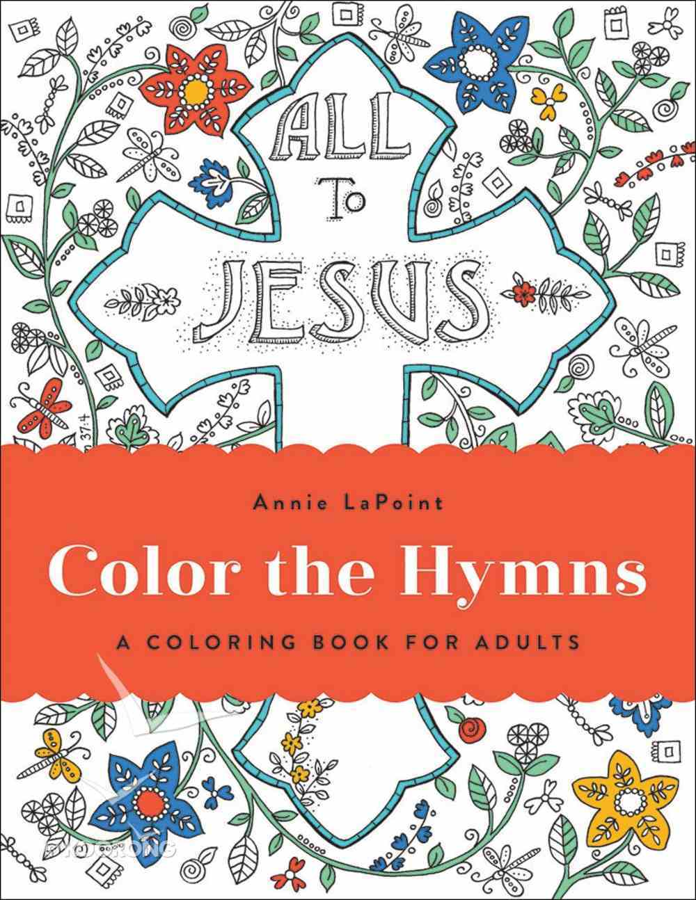Acb: Color the Hymns Paperback