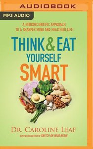 Album Image for Think and Eat Yourself Smart (Unabridged, Mp3) - DISC 1