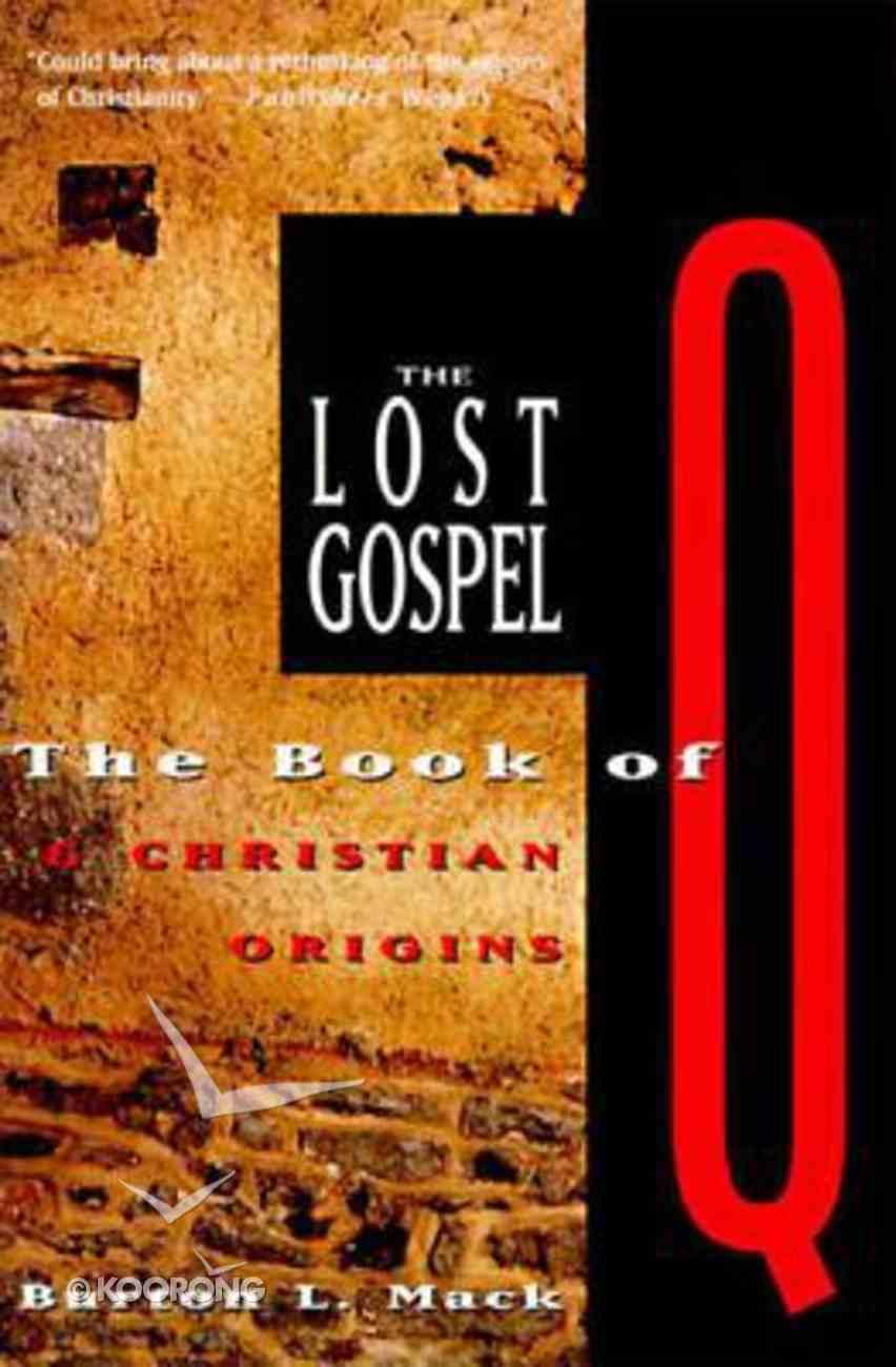 The Lost Gospel Paperback