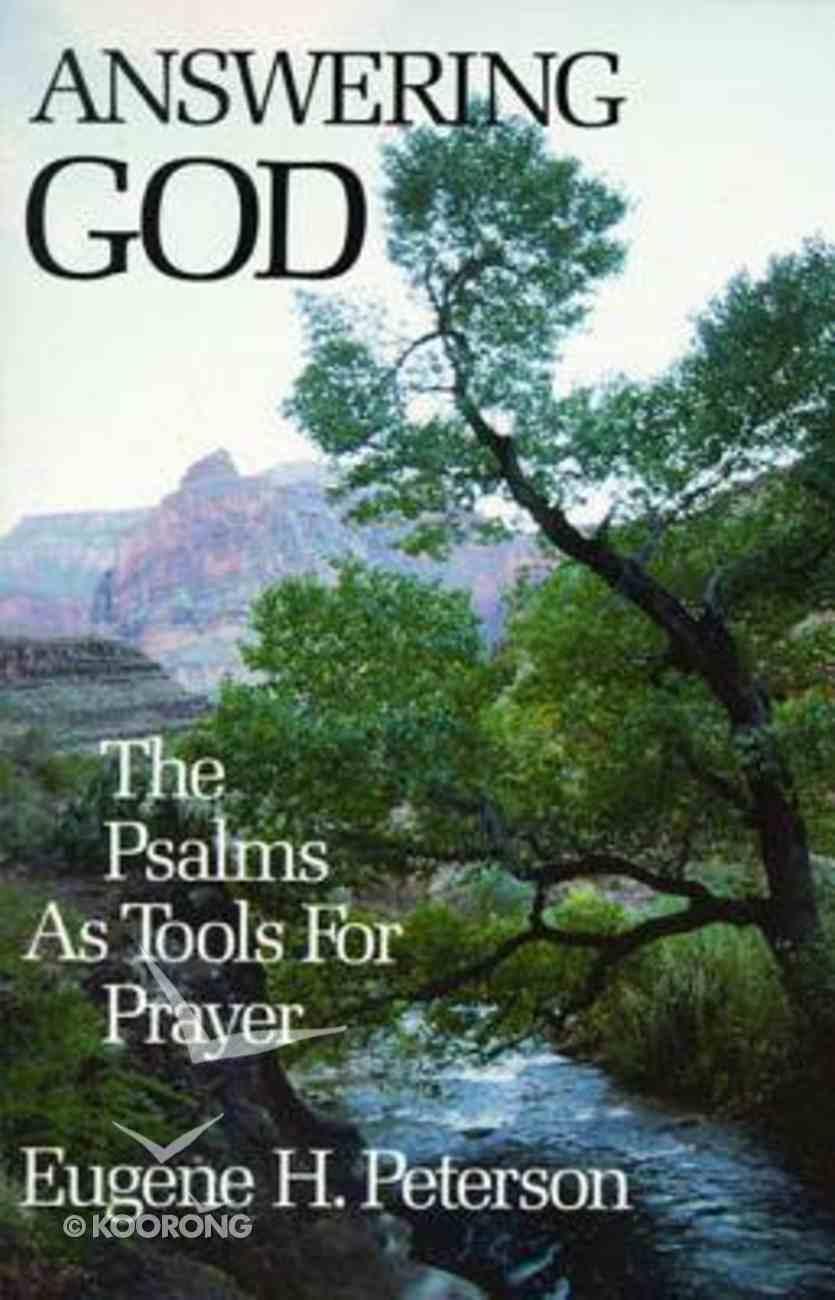 Answering God Paperback