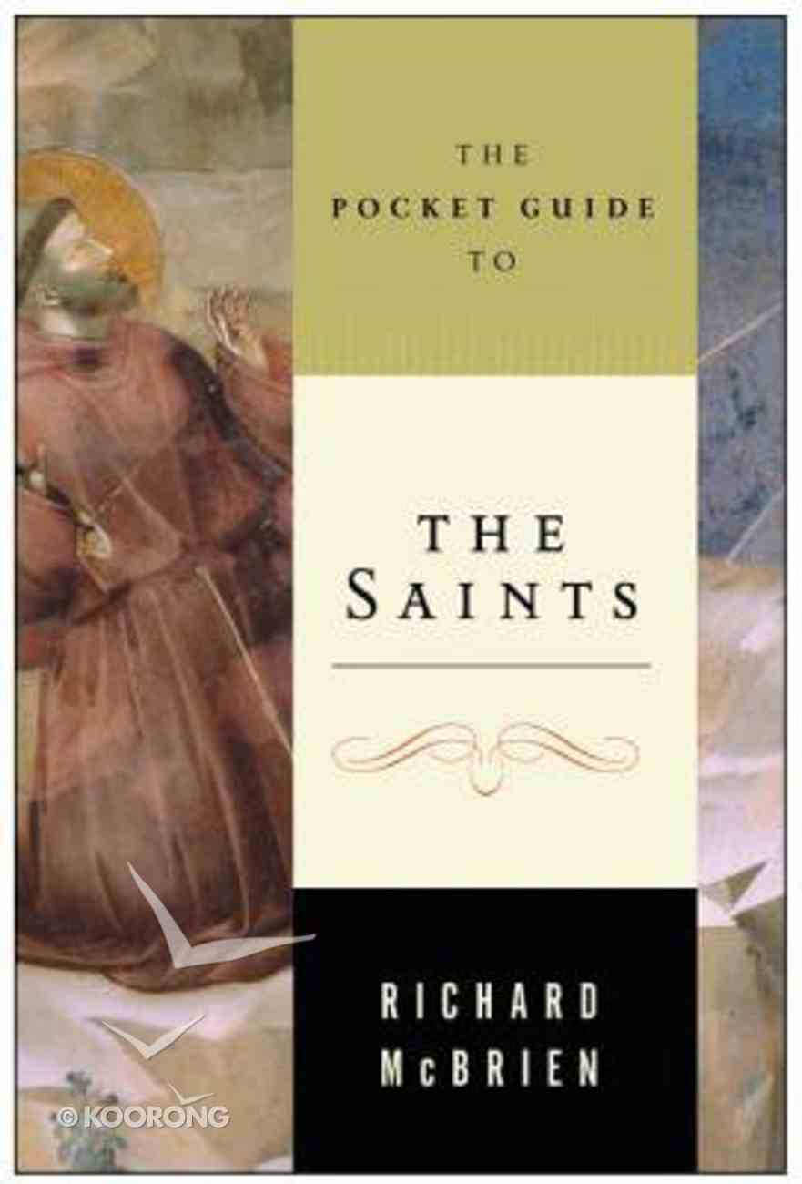 The Pocket Guide to the Saints Paperback