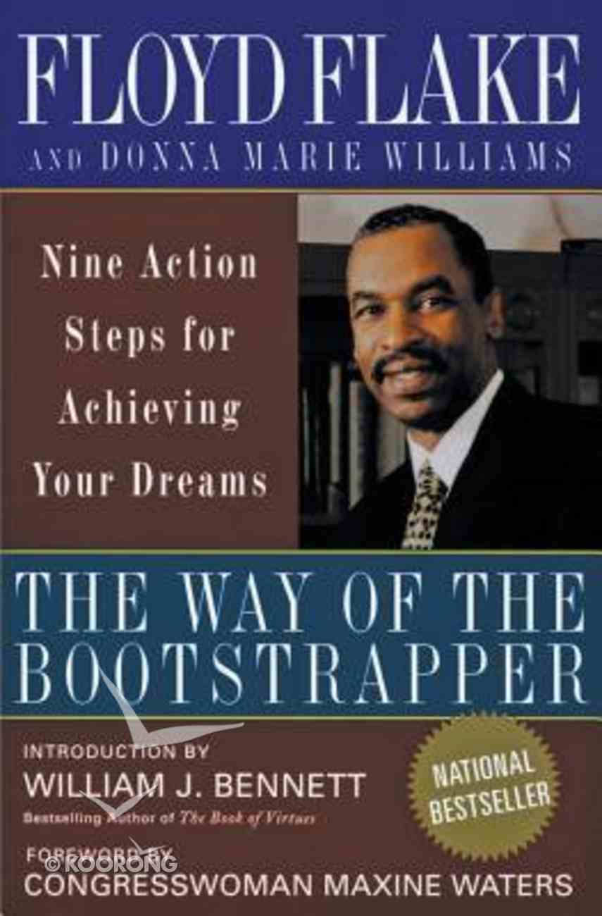 Way of a Bootstrapper Paperback