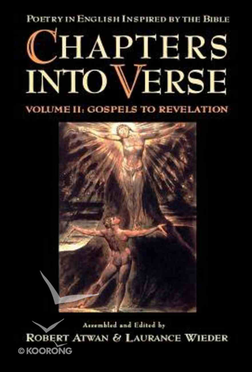 Chapters Into Verse (Vol 2) Hardback