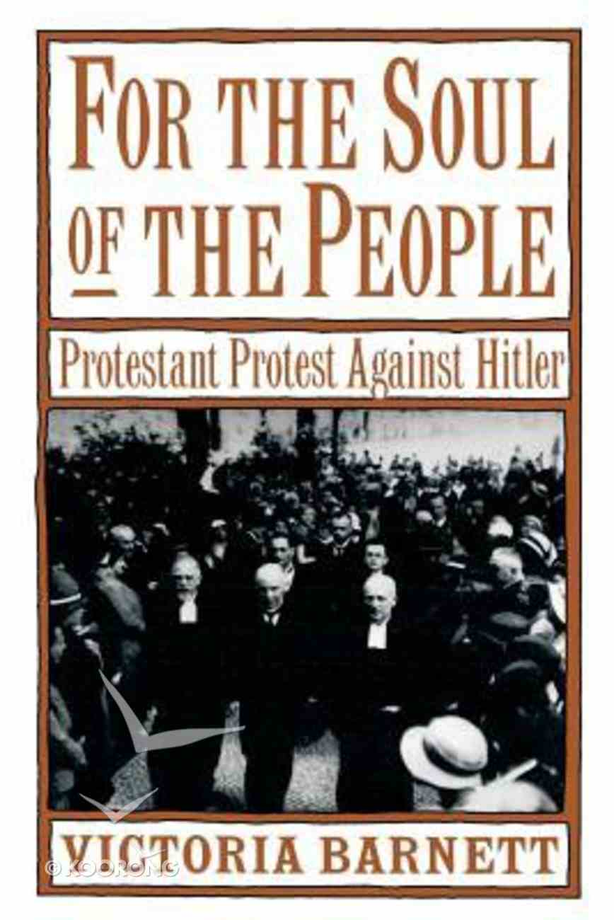For the Soul of the People Paperback
