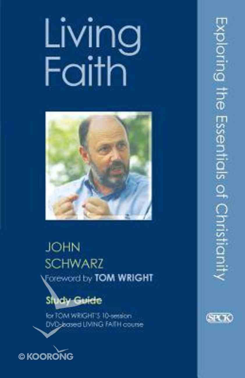 Living Faith (Study Guide) Paperback