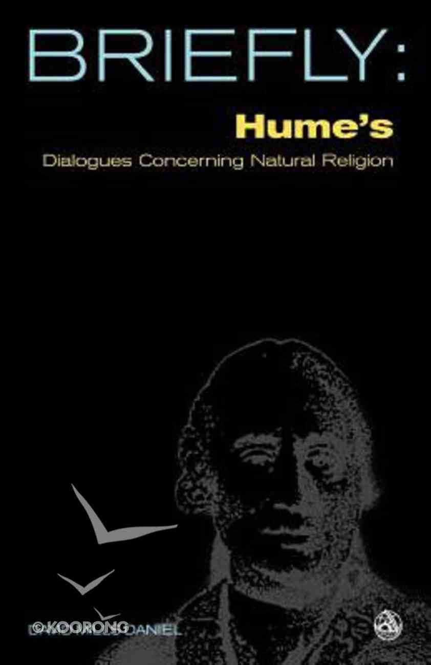 Hume's Dialogues Concerning Natural Religion (Briefly Series) Paperback