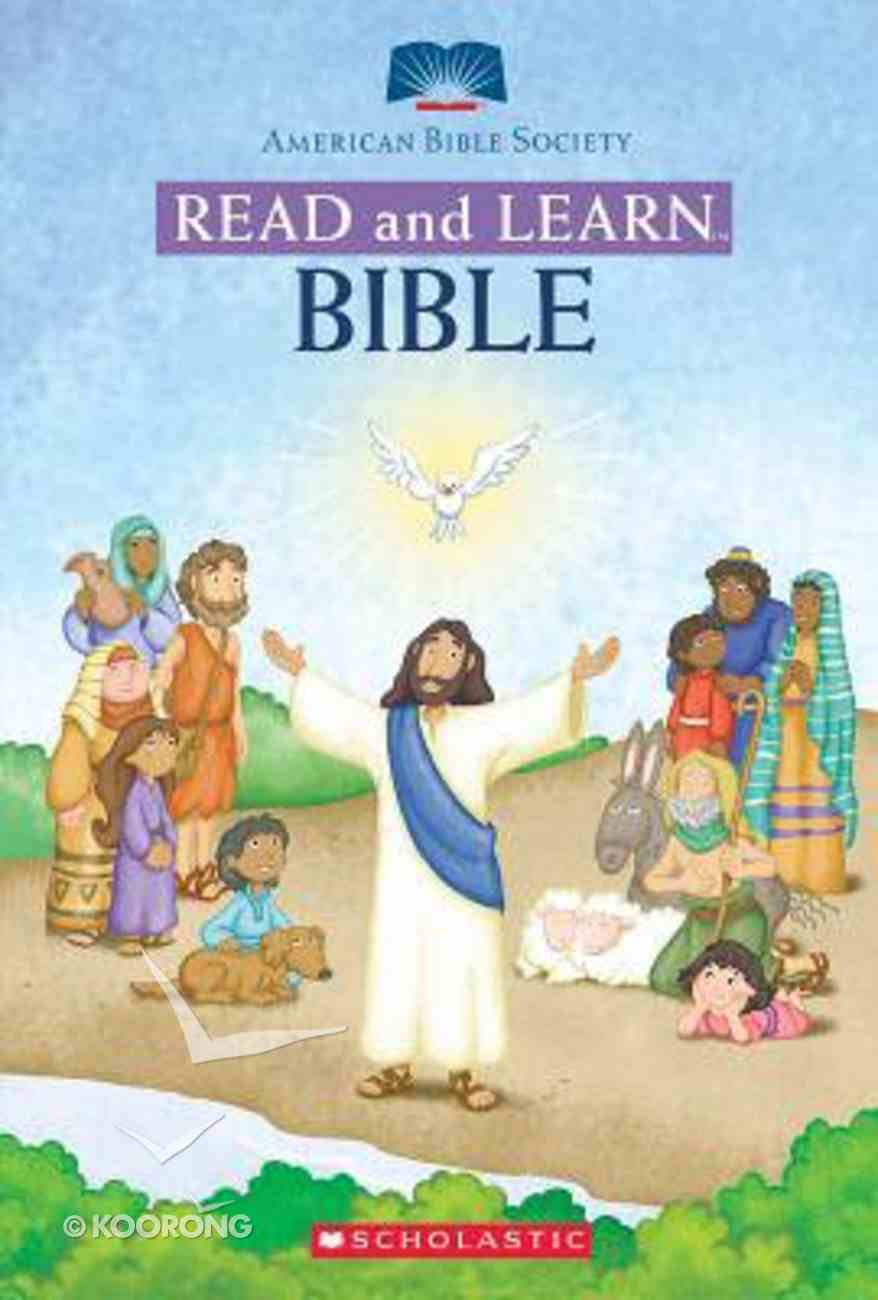 Read and Learn Bible Hardback