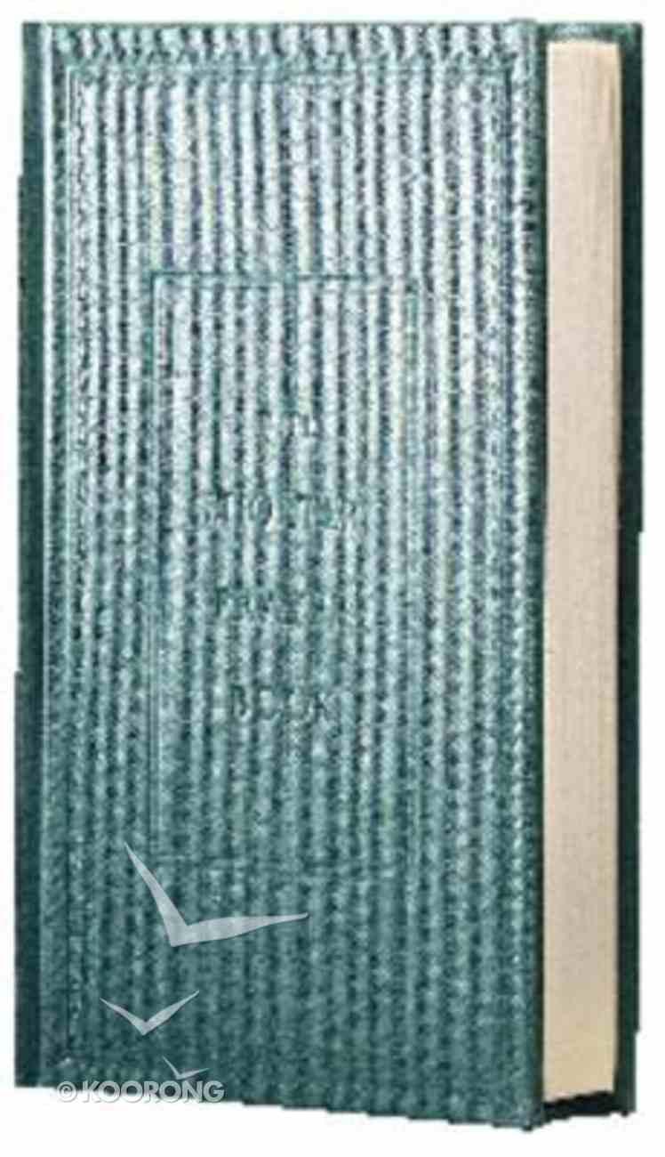 Book of Common Prayer Shorter Prayers Green Hardback