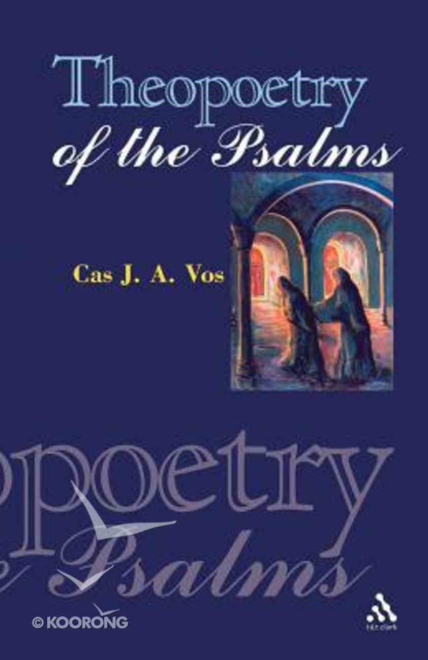 Theopoetry of the Psalms Paperback