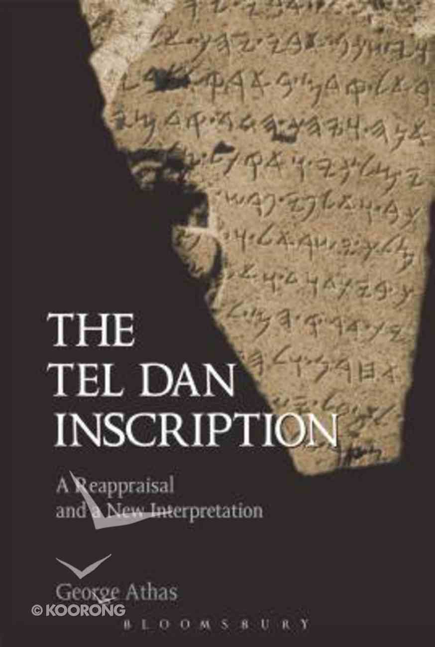 The Tel Dan Inscription Paperback