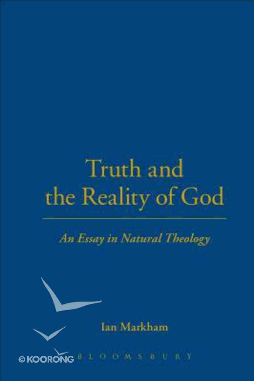 Truth and the Reality of God Paperback