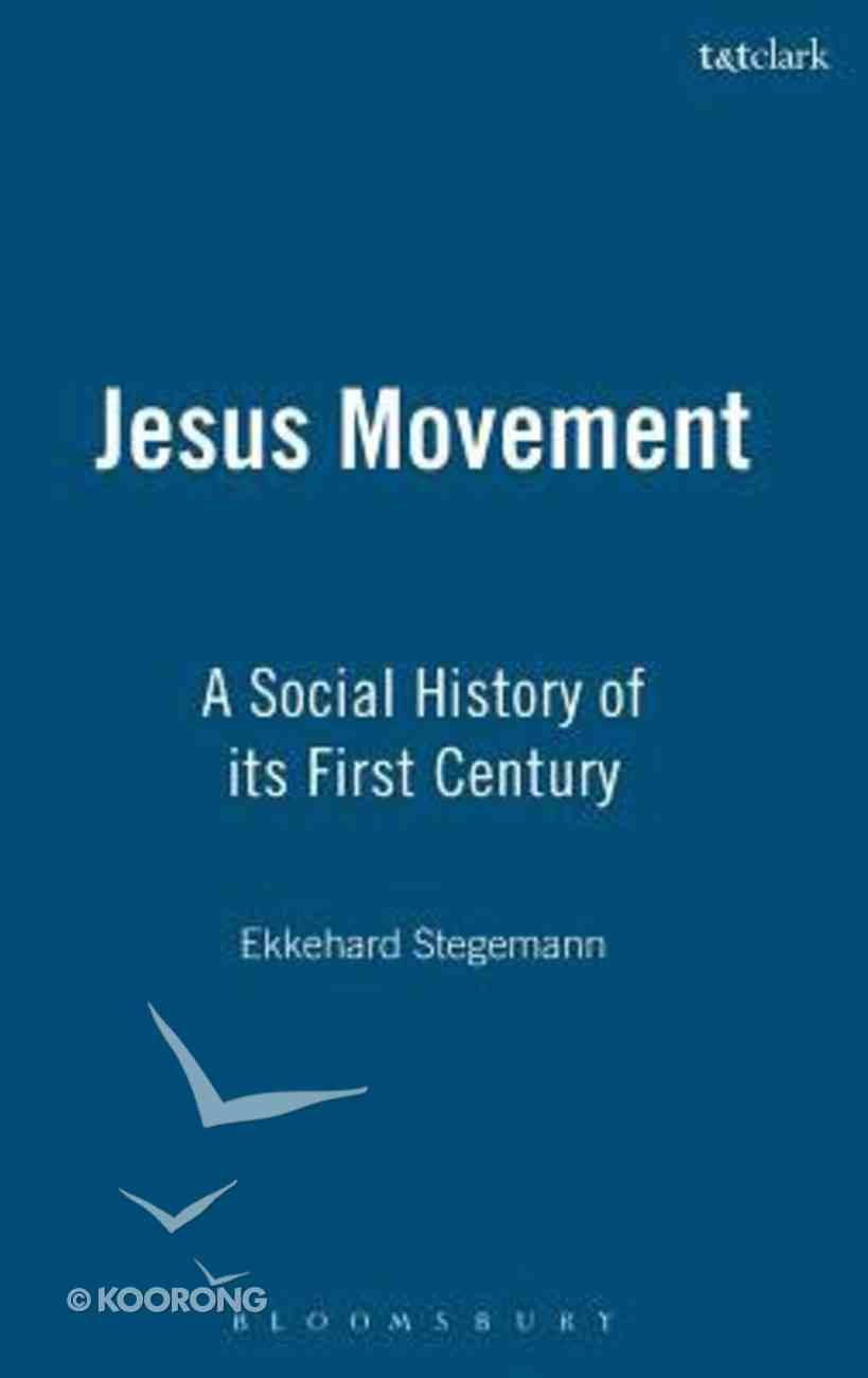 Jesus Movement Paperback