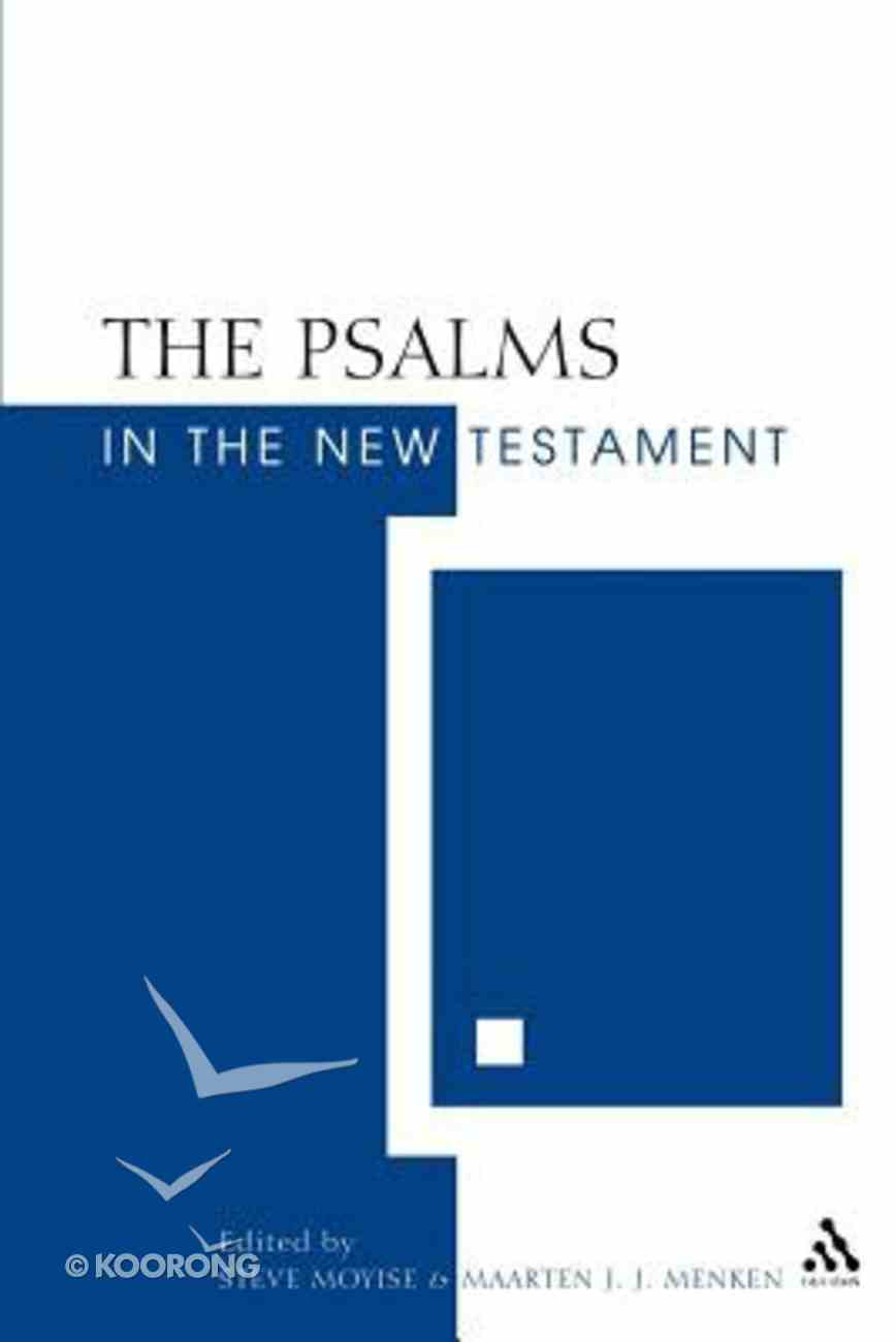 Psalms in the New Testament Paperback