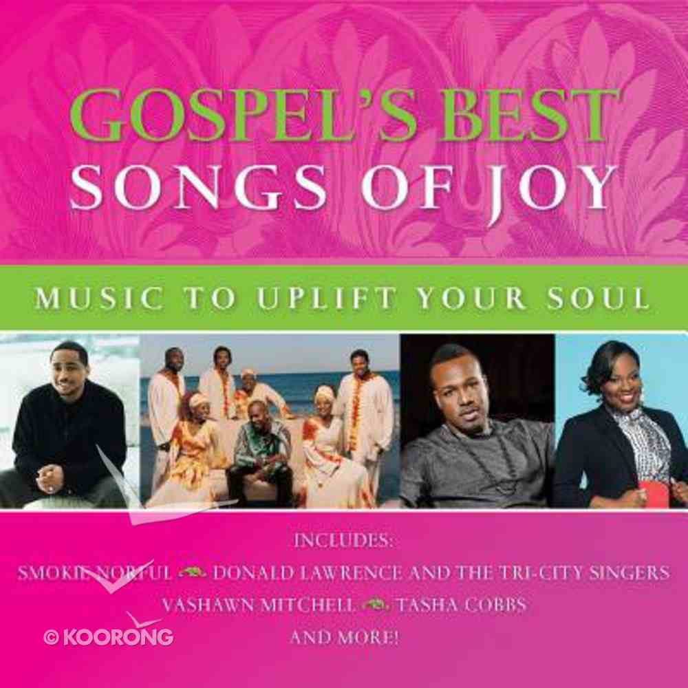 Gospel's Best - Songs of Joy CD