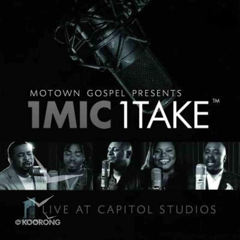 1 Mic 1 Take CD