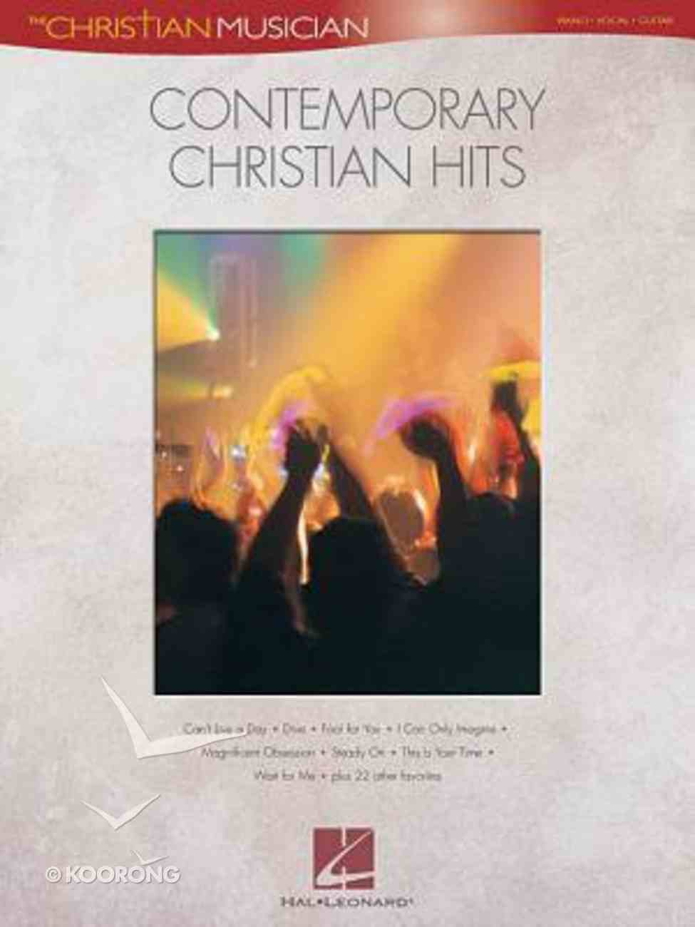 Contemporary Christian Hits (Music Book) (Christian Musician Series) Paperback