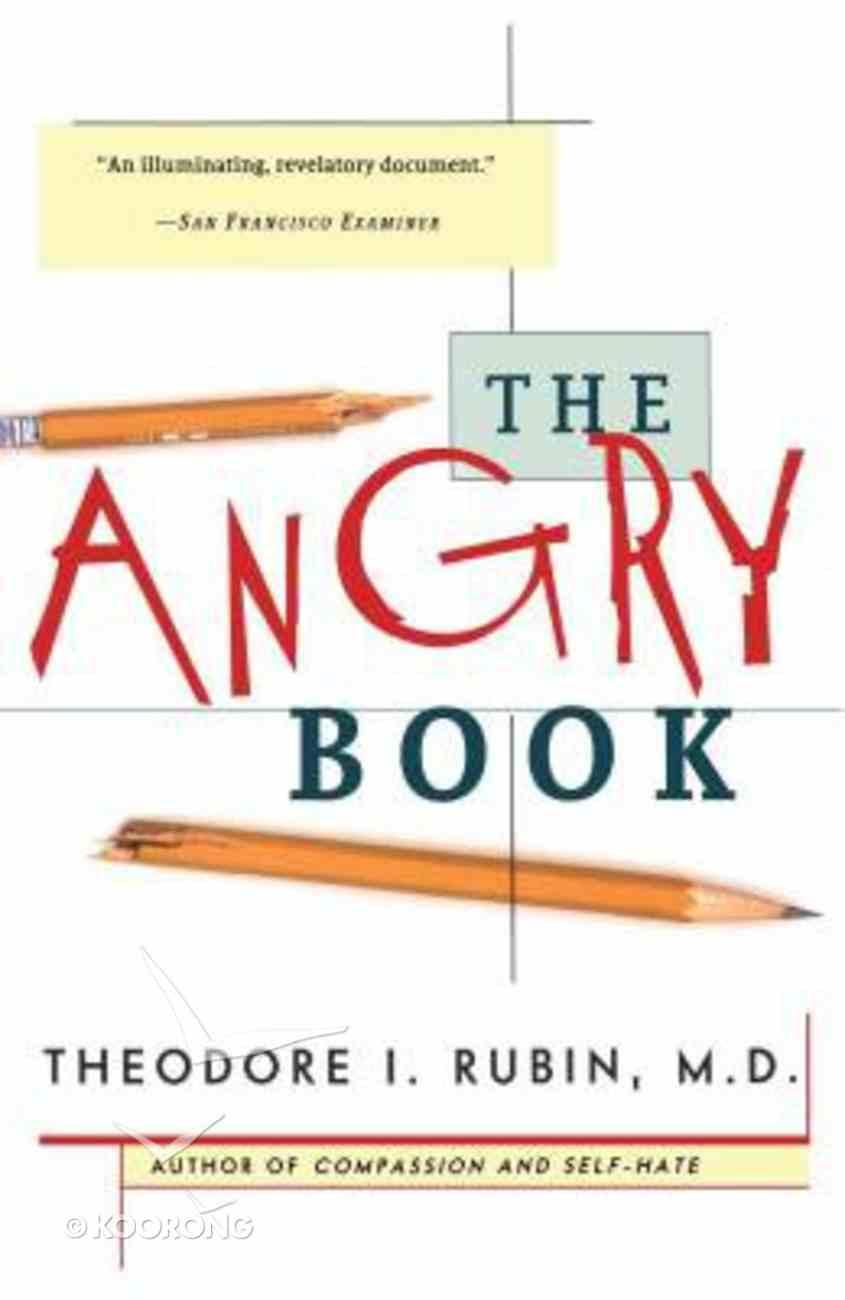 The Angry Book Hardback