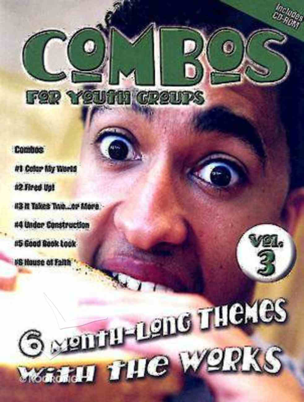 Combos For Youth Groups (Volume 3) Paperback